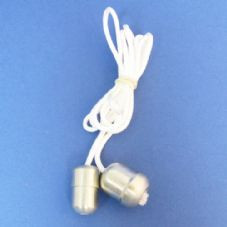Stainless Steel Acorn and Cord Connector Set (CC/CAS)
